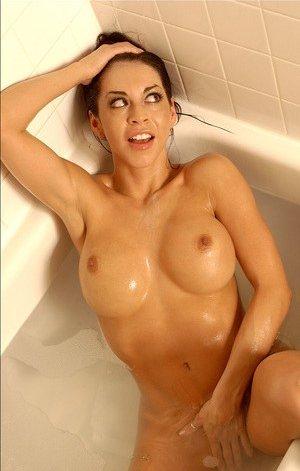 Big Tits Bathroom Pictures